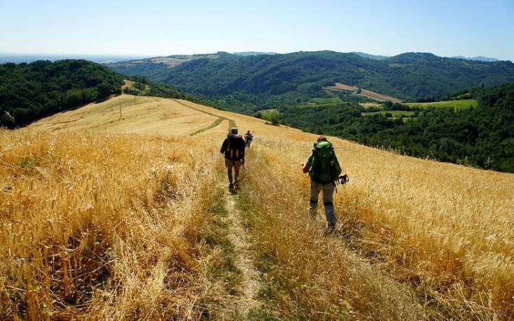 Cammini d'Italia cammino di sant'antonio