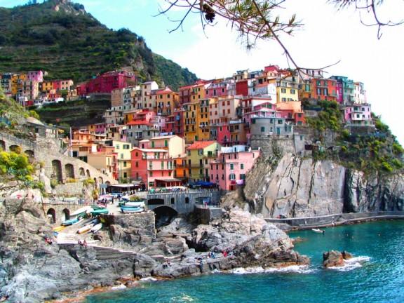 Cammini d'Italia cinque terre