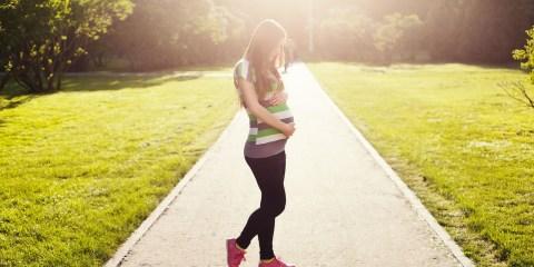 Correre dopo il parto /Foto via Pixabay