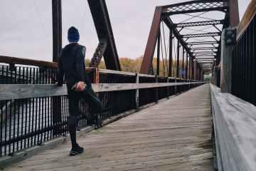 Come ricominciare a correre.