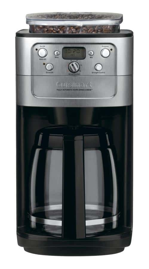 Cuisinart Grind & Brew - Front