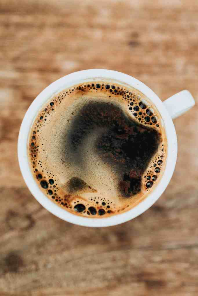 Brewed Coffee In A Mug