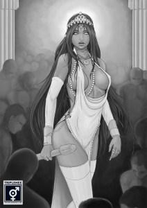 Ishtar chooses