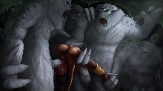 Nisrine vs Trolls #2
