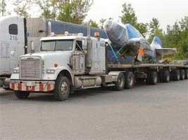 48 Foot 5 Axle Platform Trailer - Triple K Transport