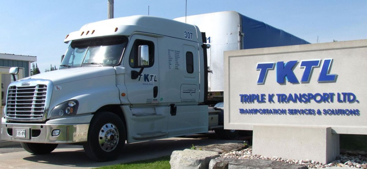 Triple K Transport Ltd.