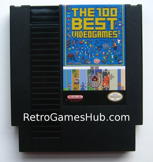Best of NES cartridge