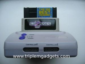 HD NES & SNES console