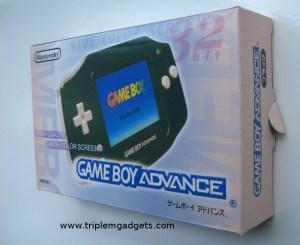 gameboy advance box