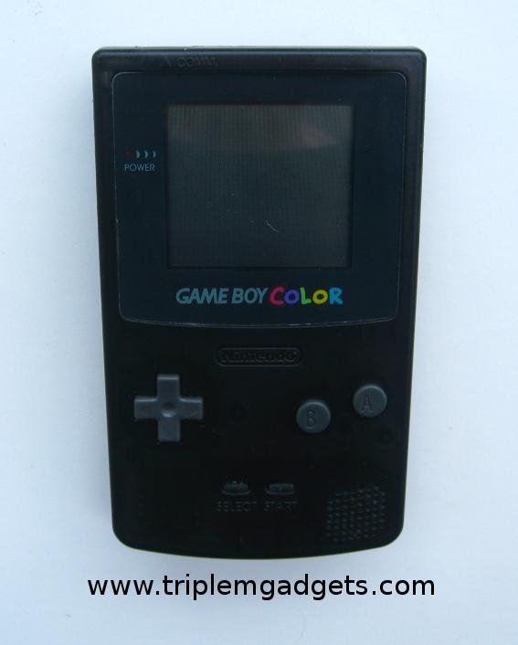 game boy color black