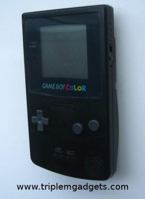 Gameboy Color Black