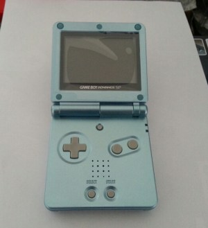 Mario Game Boy Advance SP