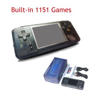 64bit Handheld Retro Video Game Console 1151 Classic Games