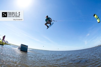 2013 Triple-S Kiteboarding Action