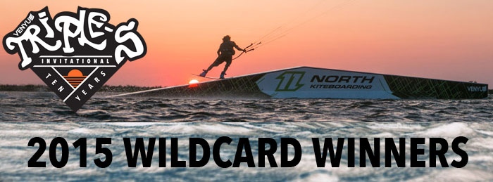 2015 Wildcard Winners