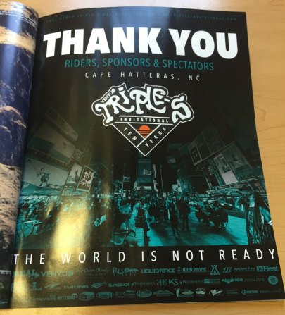 Thank you for an amazing event! 2015 Venyu Triple-S Invitational