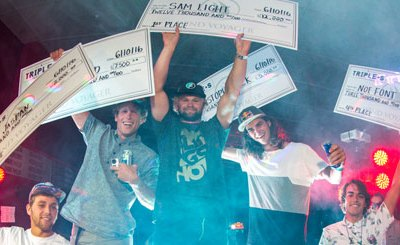 Final Results: 2016 Wind Voyager Triple-S Invitational