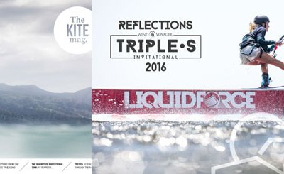 Wind Voyager Triple-S Featured in The Kite Mag