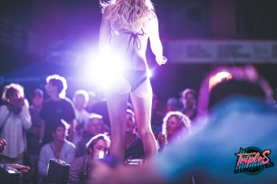 Sunset Swim Charity Fashion Show | Photographer: Lance Koudele