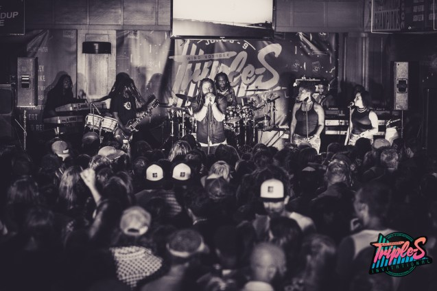Ky-Mani Marley Competition Day 2 | Photographer: Lance Koudele