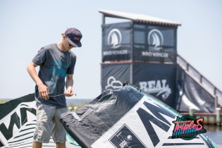 Wind Voyager Triple-S Open | Photographer: Toby Bromwich