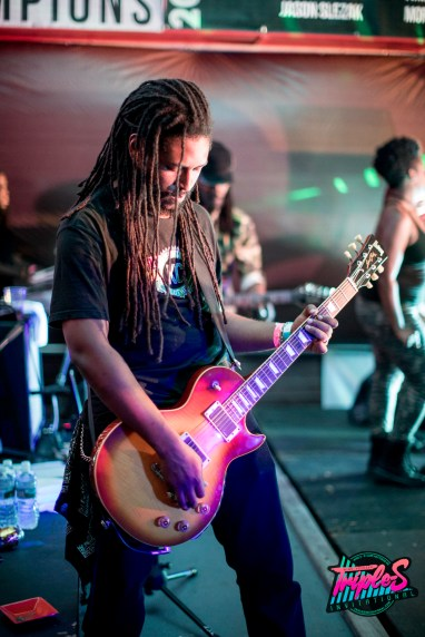 Ky-Mani Marley Competition Day 2 | Photographer: Toby Bromwich