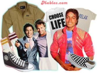 80s men fashion