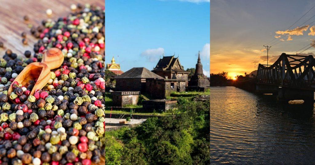 柬埔寨不只有吳哥窟!探索貢布自然秘境&頂級胡椒香氣 | Triplisher Stories