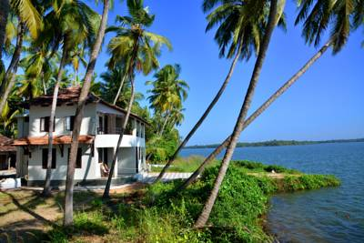 Tropical island vacation kerala