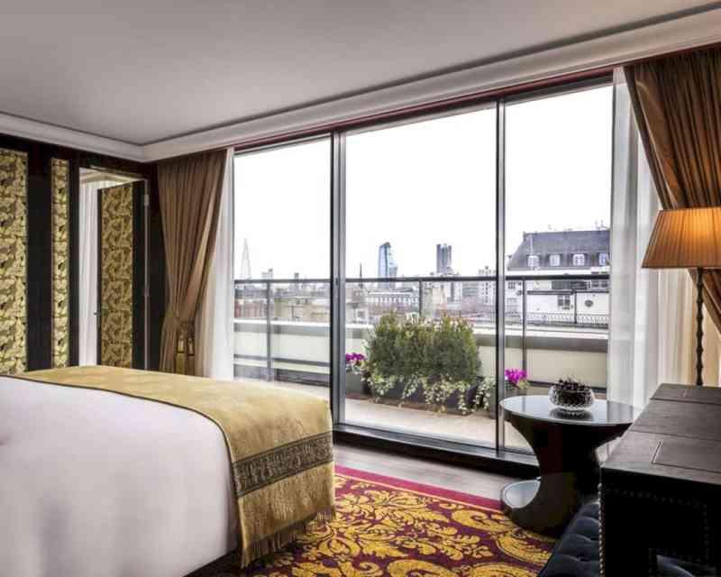 L'oscar Hotel London 3