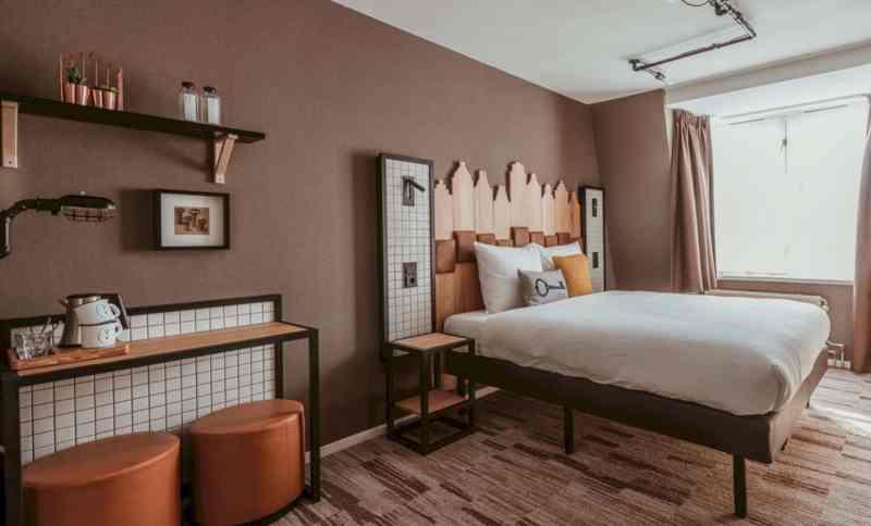 Mr Jordaan Hotel 6