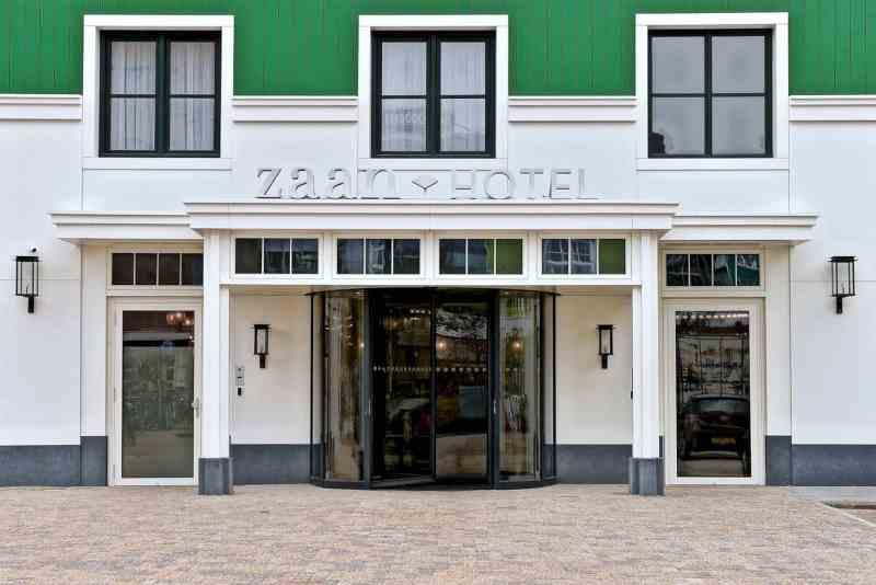 Zaan Hotel Amsterdam Zaandam 5