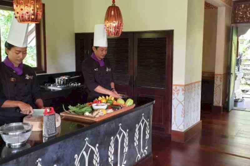 Bidadari Private Villas And Retreat Ubud Bali 4