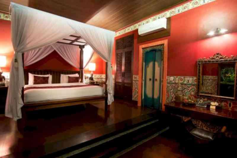 Bidadari Private Villas And Retreat Ubud Bali 8