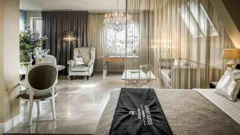 Luxury Suites Amsterdam 3