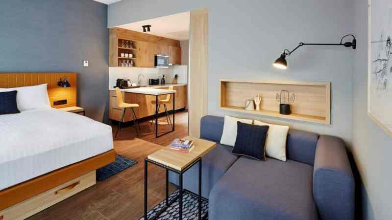 Residence Inn® By Marriott® Amsterdam Houthavens 5