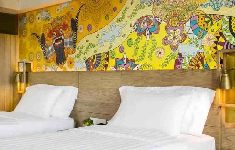 Eastin Ashta Resort Canggu Bali 15