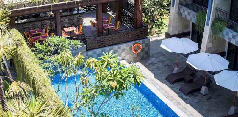 Sol House Bali Legian 6