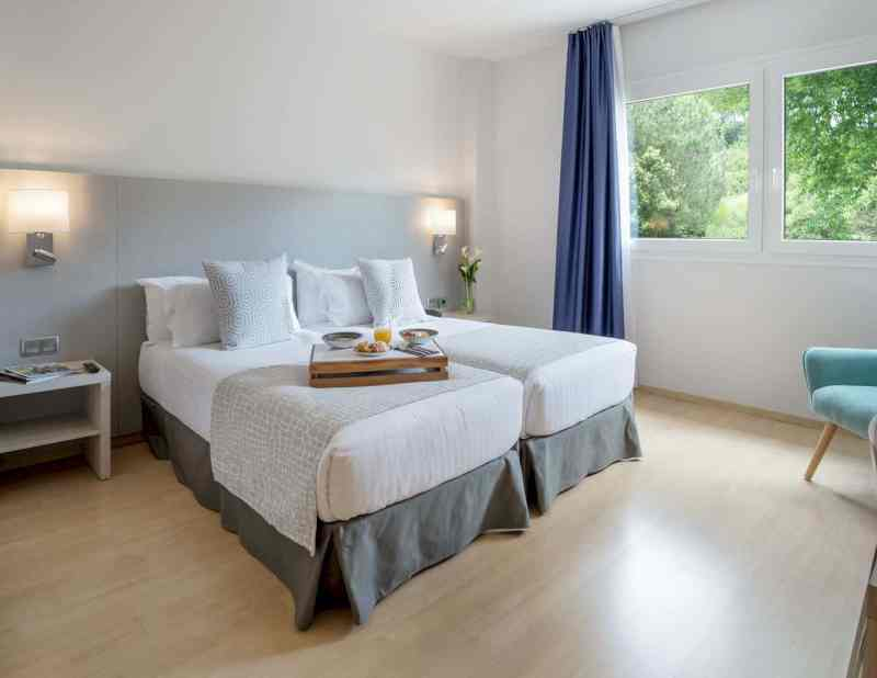 Hotel Augusta Barcelona Vallès 12