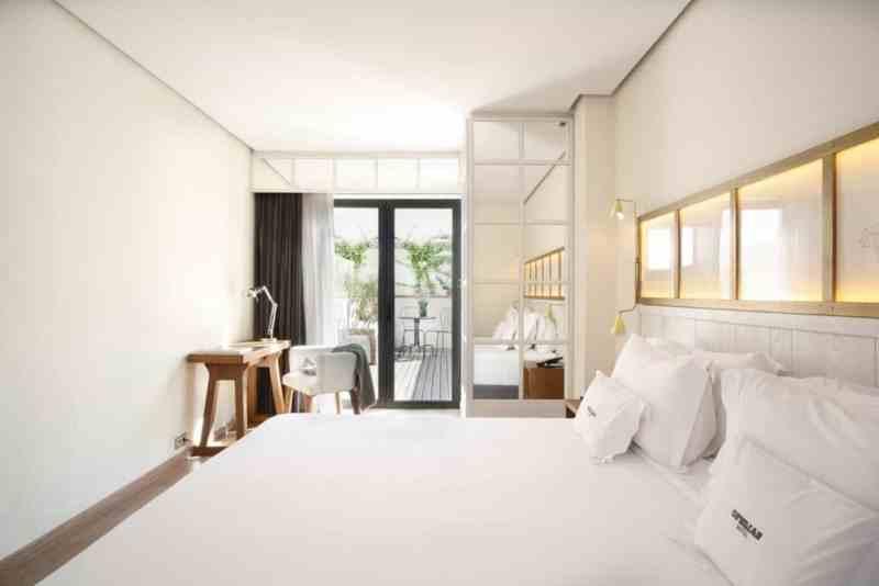 Ofelias Hotel Barcelona 17
