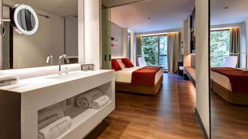 Olivia Balmes Hotel Barcelona 11