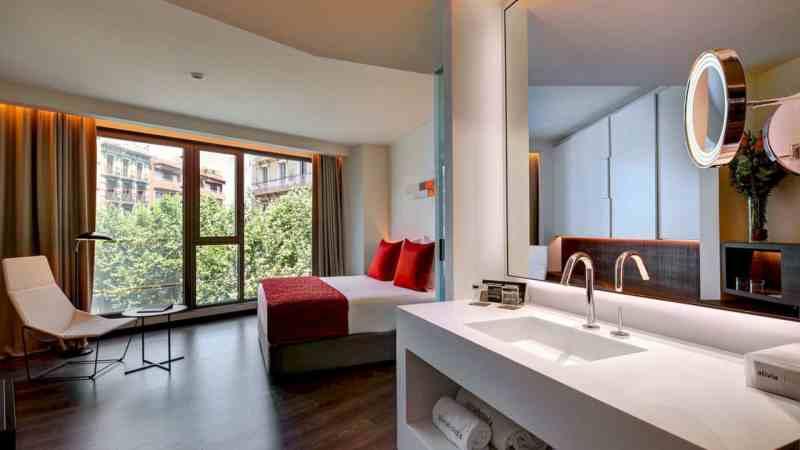 Olivia Balmes Hotel Barcelona 6