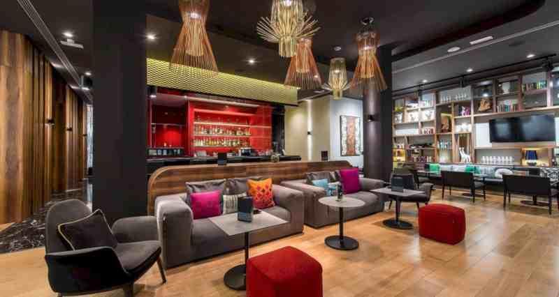 Vincci Gala Hotel 11