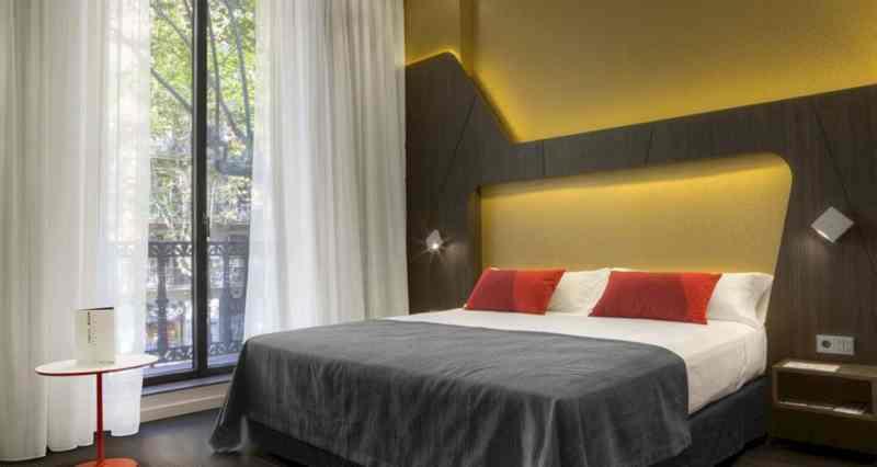 Vincci Gala Hotel 8
