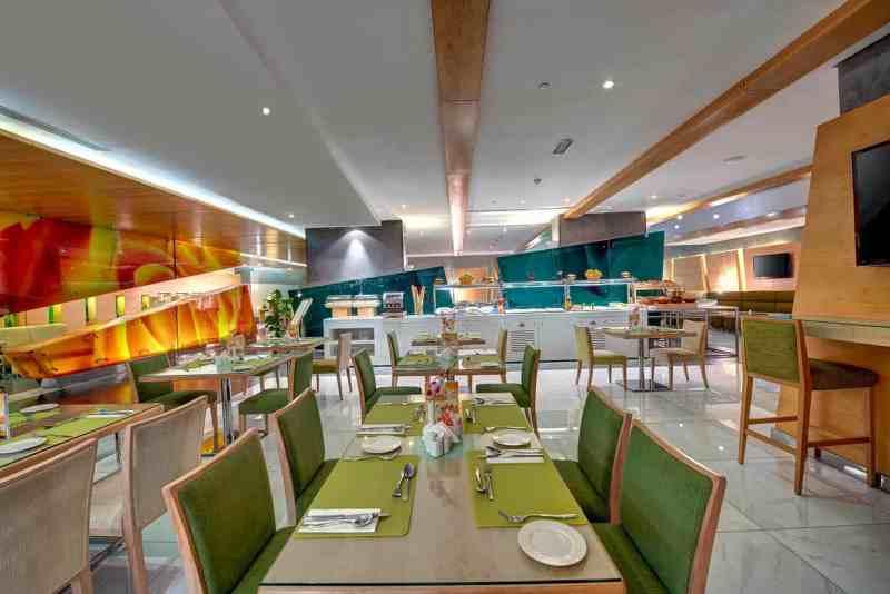 Al Khoory Executive Hotel 11