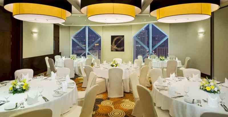 City Seasons Towers Hotel Bur Dubai 1