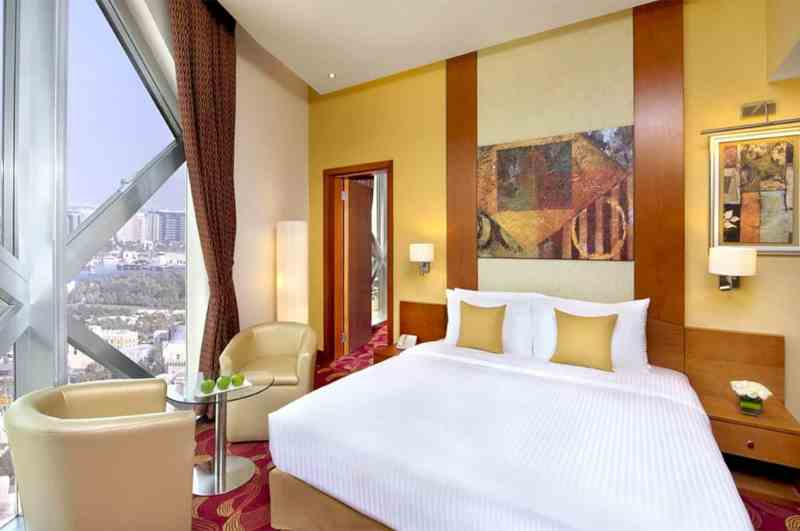 City Seasons Towers Hotel Bur Dubai 10