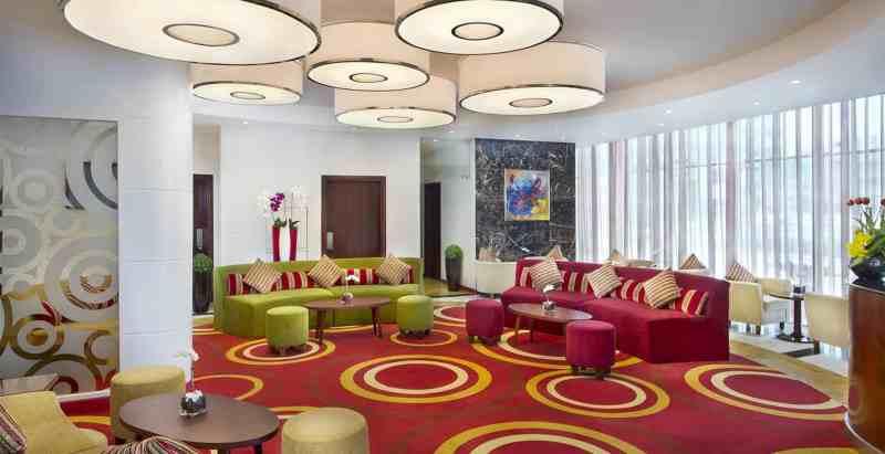 City Seasons Towers Hotel Bur Dubai 12