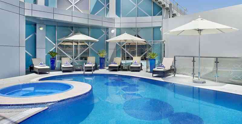 City Seasons Towers Hotel Bur Dubai 13