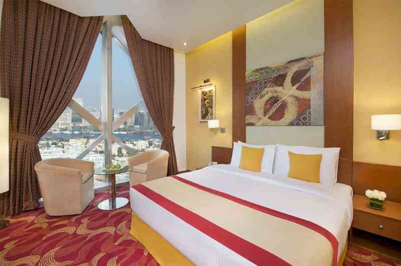 City Seasons Towers Hotel Bur Dubai 9